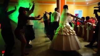 Веселая Свадьба и веселый гость!