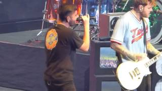 A Day To Remember  Naivety Live in St. Paul