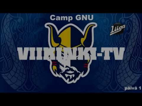 Camp Gnu osa 1