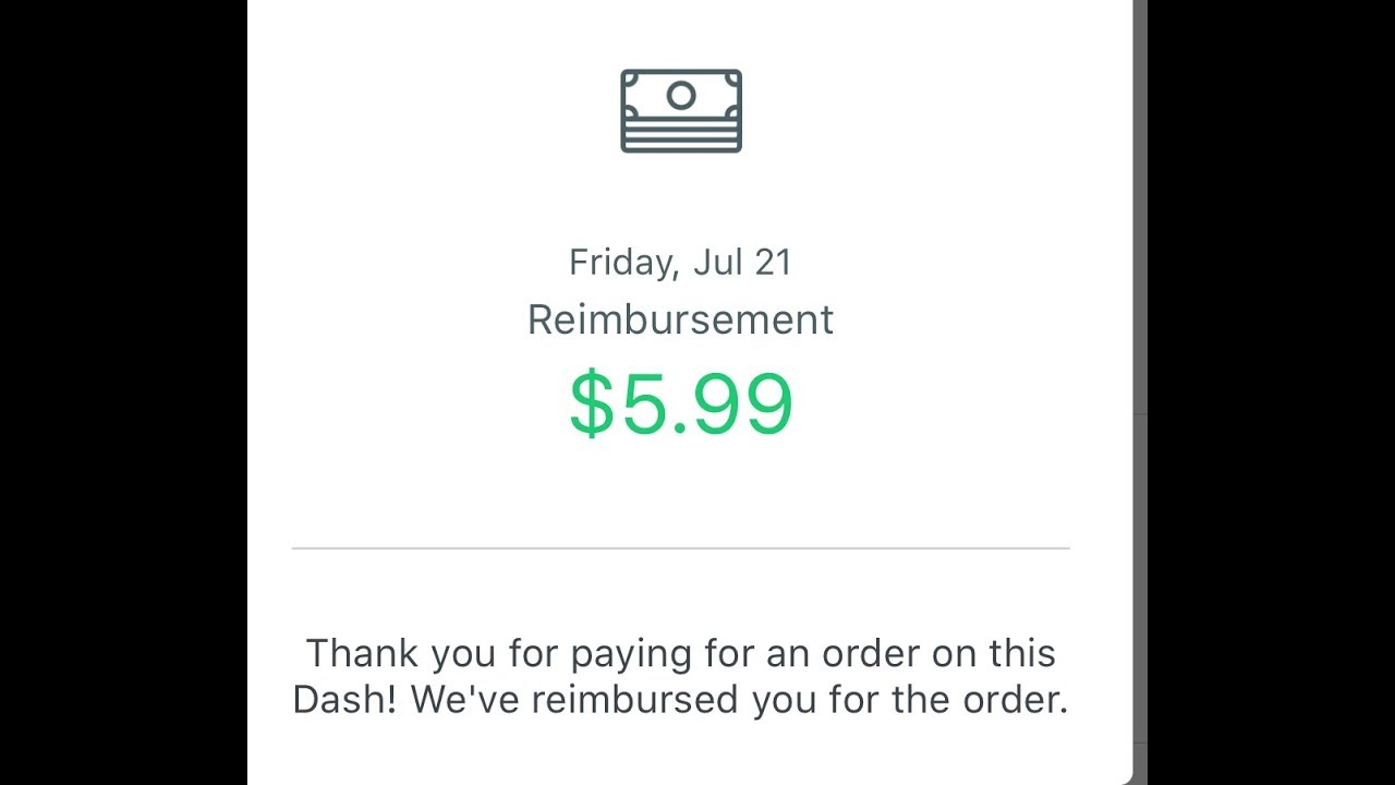 Doordash: Can't Use Red Card/Card Won't Work? NO Problem!