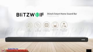 2.0 CHANNEL SOUNDBAR BlitzWolf® BW SDB1 60W 36 inch- HD