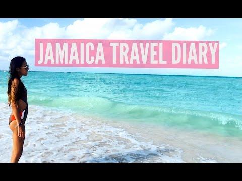 JAMAICA TRAVEL DIARY  honeymoon edition