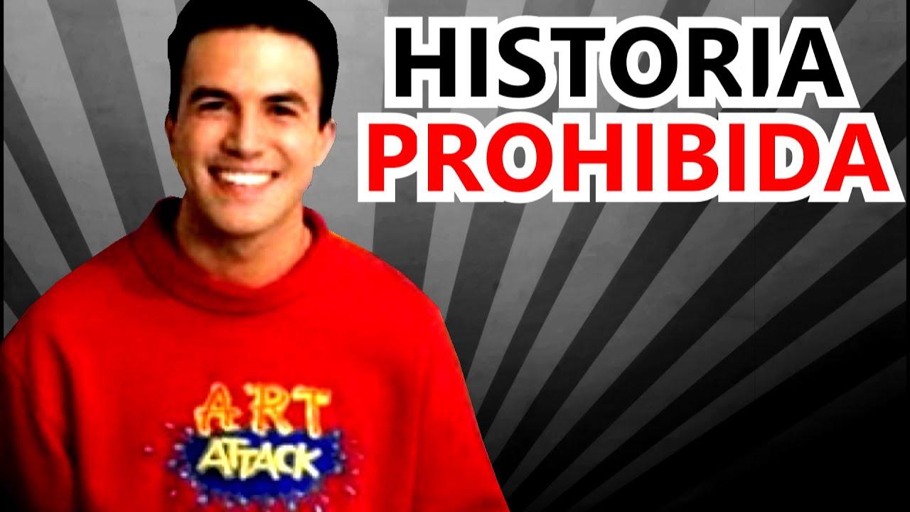 Que Le Paso A Rui Torres El Presentador De Art Attack Real Youtube