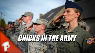 Chicks in the Army | Outtakes