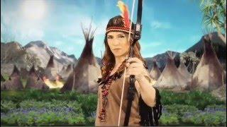 GHINWA - Le Retour des Indiens (Pub)