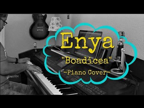 Enya- Boadicea (Piano Cover by Jen Msumba)