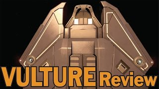 Elite: Dangerous. Vulture review