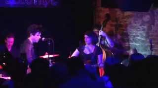 Billie Joe and Nora - Oh So Many Years Bowery Electric NYC Secret Foreverly Show
