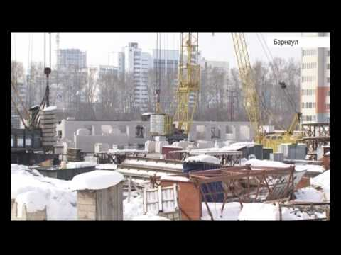 Компания «Жилищная инициатива» около 20 лет возводит в Барнауле целые микрорайоны