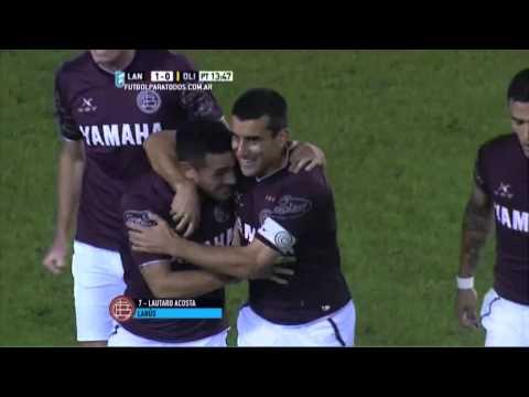 Mirá los últimos goles del flamante delantero de la Selección argentina