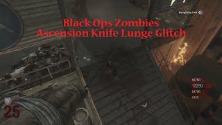Carte Ascension Black Ops.Glitch Ascension