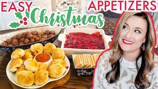 ... 3 easy and delicious appetizers to enjoy this holiday season!kristin's channelhttps://m...