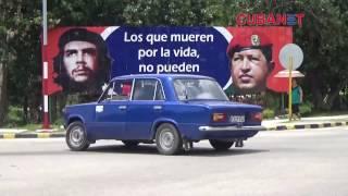 Propaganda oficial vs publicidad privada - Holguín, Cuba