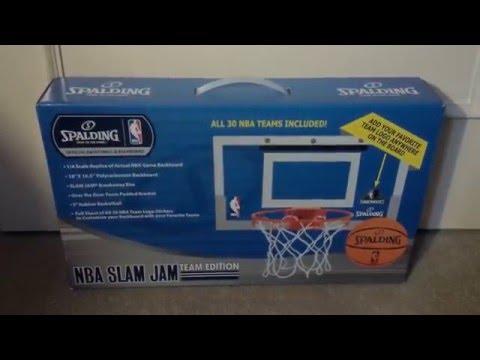 spalding-nba-slam-jam-mini-basketball-system-review