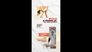 A família nas Mãos de Deus - Uma Recompensa: Relacionamentos Saudáveis - Rev. Wendel Gomes