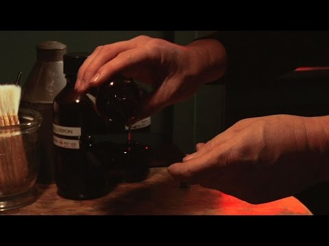 The Collodion - Photographic Processes Series - Chapter 5 of 12