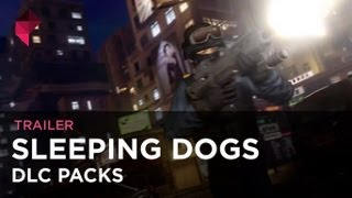 Sleeping Dogs -- DLC Trailer