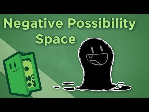 Negative Possibility Space - When Exploration Lets Players D