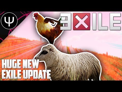 ARMA 3: Exile Mod — HUGE NEW Exile Update!