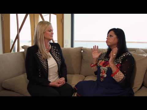 "Vibrational Transformation: Barbara De Angelis Shares her ""Mandala Moment "" with Kristen White"