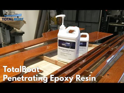 TotalBoat Penetrating Epoxy Resin