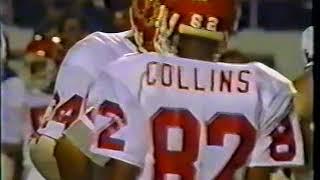 1985 USFL New Jersey vs Orlando Renegades Doug Flutie
