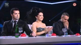 Eva Burešová | 3.semifinále | Česko Slovensko má talent 2011