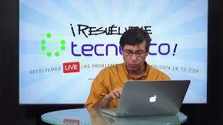 PREGÚNTANOS SOBRE TECNOLOGÍA *LIVE* - ¡Resuélveme Tecnético! #351