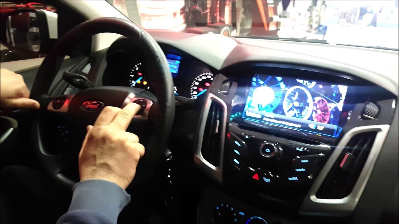Ford Focus 7 1 Android Multimedya Cam Filmi Ozel Dikim Koltuk Kilifi Youtube