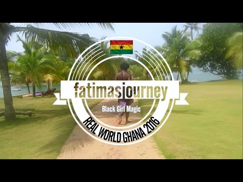 Ghana Study Abroad Vlog #17: WE REALLY ON VACATION ||fatimasjourney