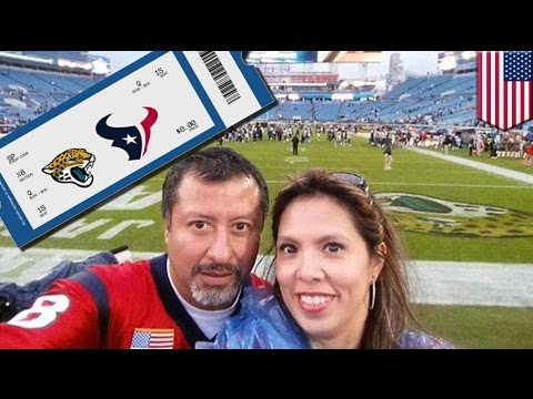 NFL fan's plane tickets to see game cancelled by fan of rival team in boss-level troll move