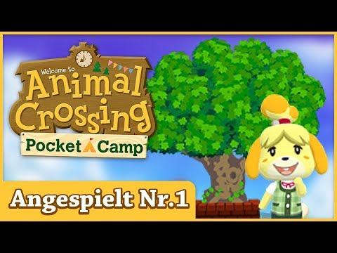 Animal Crossing Pocket Camp - Angespielt [#1] (Deutsch)