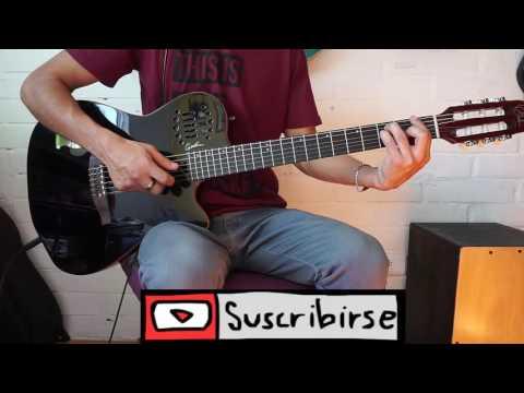 Crucifixión Menap Cover Guitarra