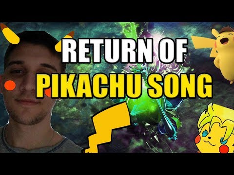 Download Youtube: Dota 2: Arteezy - Return of Pikachu Song | Big Donations Requesting for Sub Cam