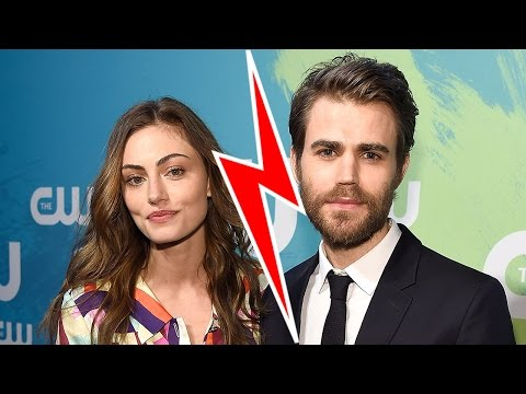 Thumbnail: Paul Wesley & Phoebe Tonkin SPLIT After 4 Years Together