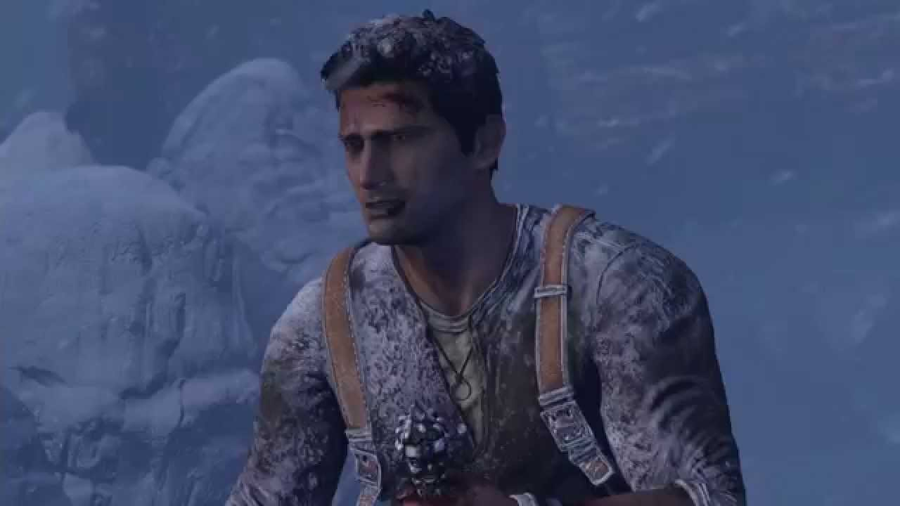Uncharted 2 Among Thieves Remastered Ch15 Train Wrecked