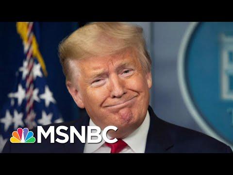 NYT: Trump Allies Think Coronavirus Briefings Hurt Him More Than Help Him   The 11th Hour   MSNBC