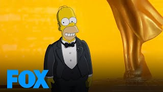Homer Simpson Takes The Emmy Stage | EMMYS LIVE! 2019
