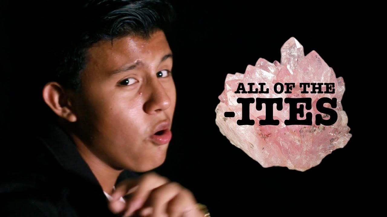 All of the -ites (Minerals Rap)