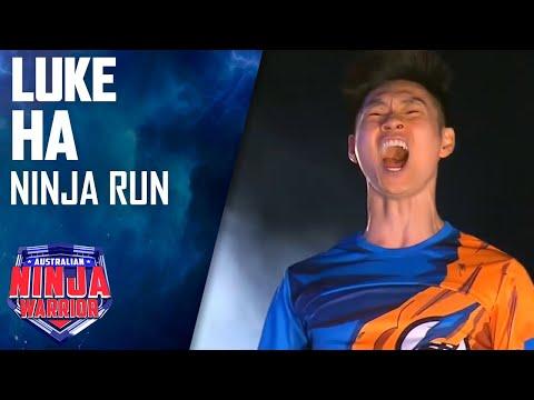 Luke Ha Full Run | Australian Ninja Warrior 2017