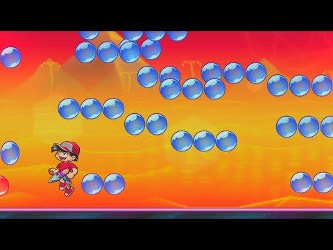 Pang Adventure - Gameplay Walkthrough - Panic Mode (IOS, Android) |