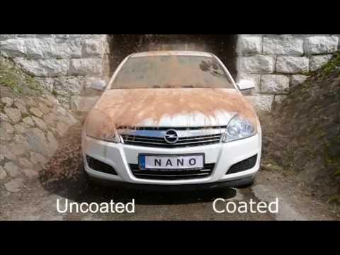 Nanotech - 9H Crystal Ceramic Coating