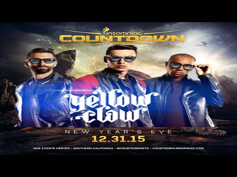 YELLOW CLAW - COUNTDOWN 2015