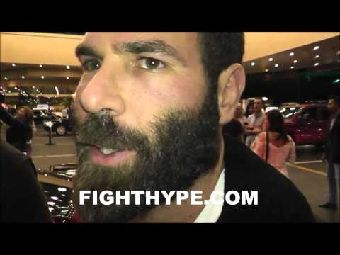 DAN BILZERIAN SAYS FLOYD MAYWEATHER IS A SAFE BET FOR MAY 2: