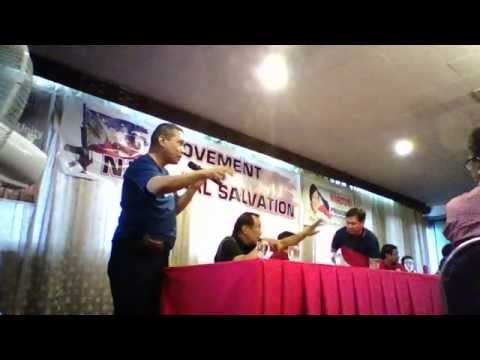 THE MOVEMENT FOR NATIONAL SALVATION (MNS)-MARCH 28,2015(Part 1)