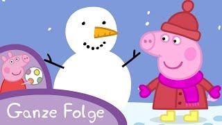 Peppa Pig Deutsch   Schnee (Ganze Folge)   Peppa Wutz thumbnail