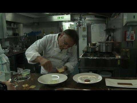 Raymond Blanc Has Recipe To Halt French Cuisine's Decline