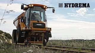 Hydrema 912ES RAIL 10 ton dump truck