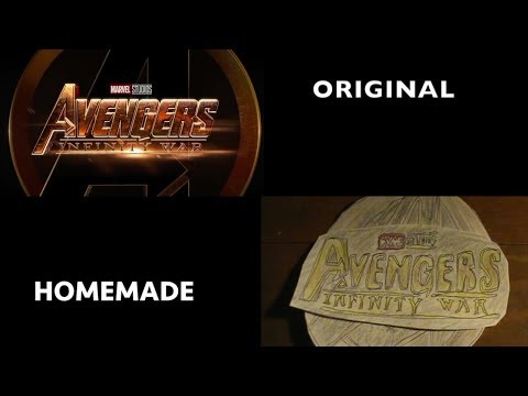 Avengers: Infinity War Trailer Spoof- Side By Side Comparison