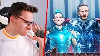 Die wahren Avengers - r/Klengan